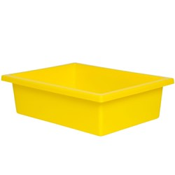 Tote Tray Yellow
