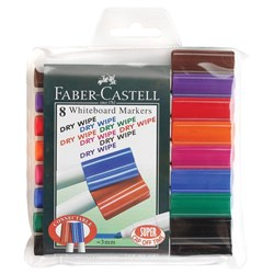Faber-Castell Connectable Whiteboard Marker 3.3mm Asst