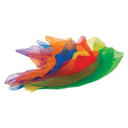 HART Dancing Scarves Rainbow Set