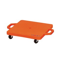HART Scooter Board Large Orange