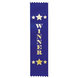 Star Place Ribbon - Winner