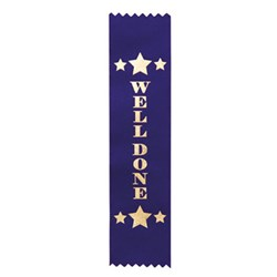 Star Place Ribbon - Well Done