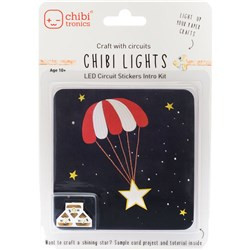 Chibitronics LED Circuit Stickers Intro Pack