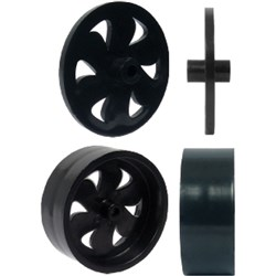 Pitsco GT Wheels Kit