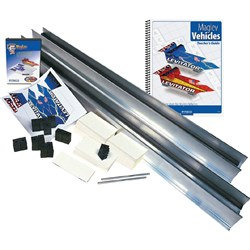 Pitsco Maglev Vehicles Classroom Kit