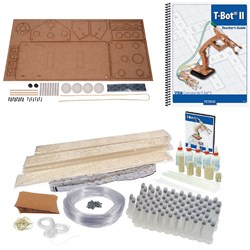 ME Program Endorsed Pitsco Hydraulic Arm Classroom Kit