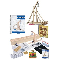 ME Program Endorsed Pitsco Trebuchets Classroom Kit