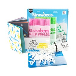 Strawbees Inventor Group Kit