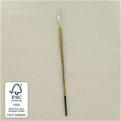 Roymac Paint Brush 1450 FSC 100% Flat Size 2
