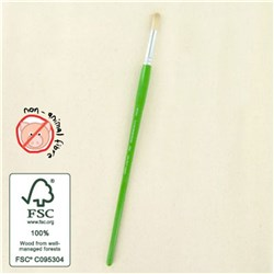 Roymac Paint Brush Future FSC 100% Round Size 7