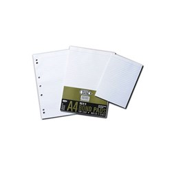 Office Pad Bond Paper A4 Ruled both sides 100 Leaf