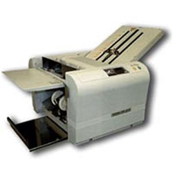 Superfax A3 Paper Folding Machine with auto fold plates