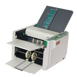 Superfax A3 Folding Machine with auto fold plates for A4