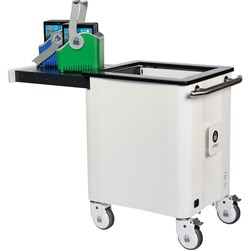 iQ 20 Cart for iPad and Tablet - Sync & Charge
