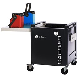 Carrier 30 Cart Tablet Charging & Storage - 30 Bay