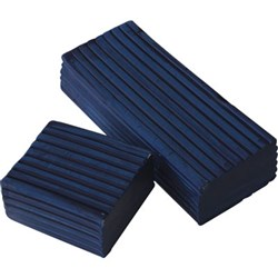 Modelling Clay 500g Block Dark Blue