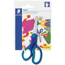 STAEDTLER Noris Club Scissors Left Handed 140mm