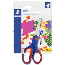 STAEDTLER Noris Club Safety Scissors 140mm
