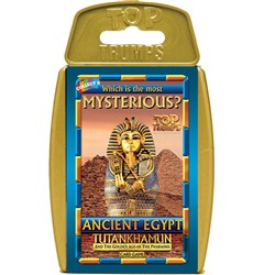 Top Trumps Card Game - Ancient Egypt