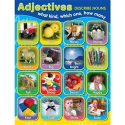 Chart - Adjectives