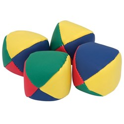 HART Juggling Balls Multi Colour