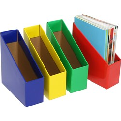Marbig Book Boxes Small Asst Pack