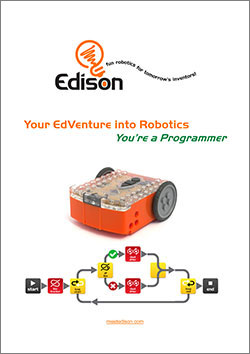 Edison Educational Robot lego compatible - Kookaburra