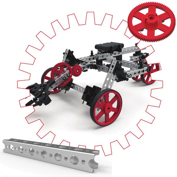 Tetrix Robotics Robot Kits In Australia Educational Robots For