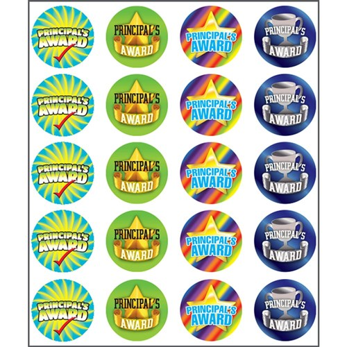 Stickers - Principal's Award RIC-S9234