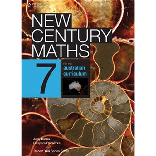 New Century Maths 7 AC NSW Stage 4 Print Only