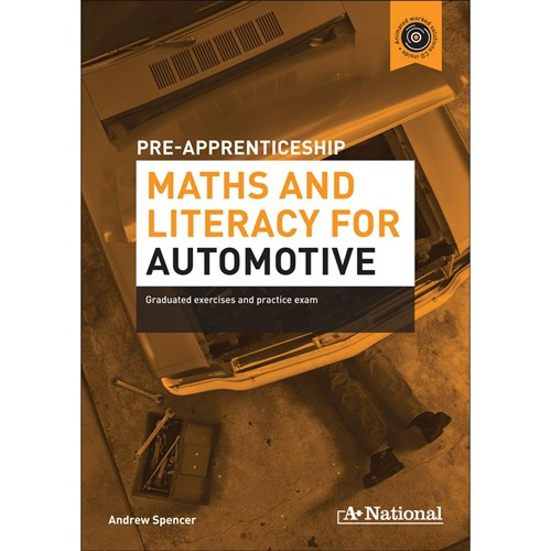 Pre-Apprenticeship Maths & LIteracy for Automotive