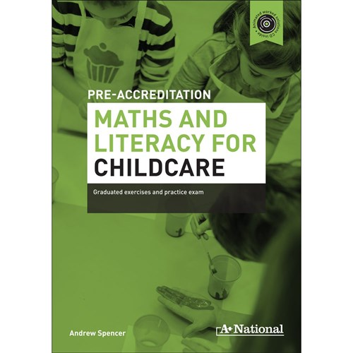 Pre-Accreditation Maths & Literacy for Childcare