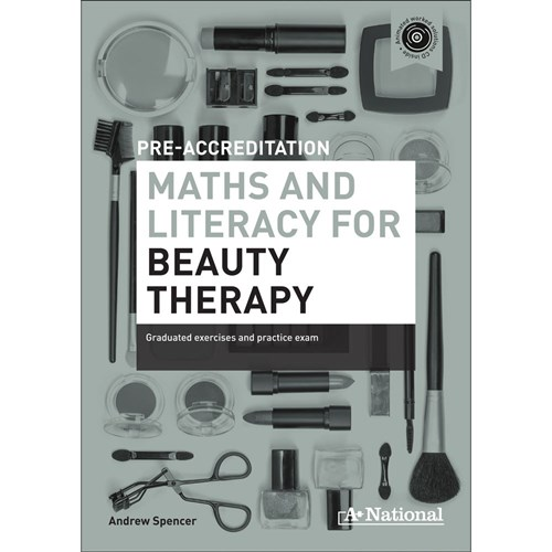 Pre-Accreditation Maths & Literacy for Beauty Therapy