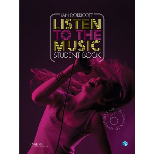 Listen to the Music Student Book 6e