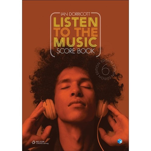 Listen to the Music Score Book 6e