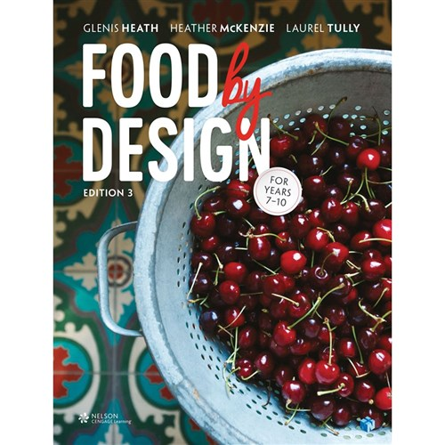 Food by Design Student Book + 4 Access Code