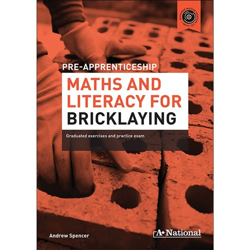 Pre-Apprenticeship Maths & Literacy for Bricklaying