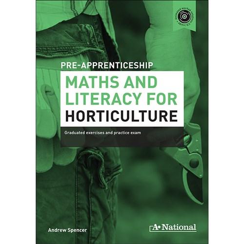 Pre-Apprenticeship Maths & Literacy for Horticulture