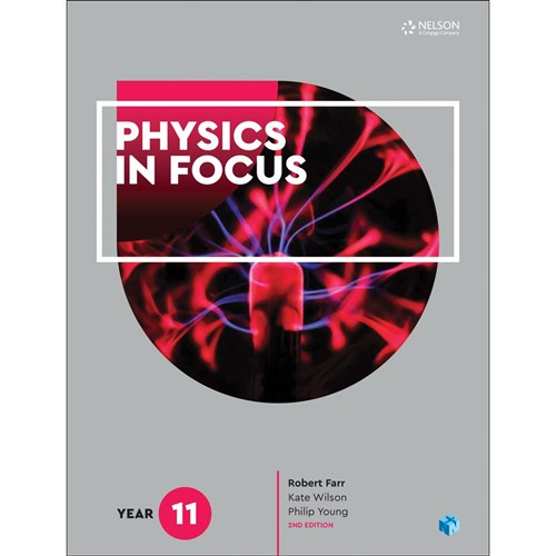 Physics in Focus Year 11 Student Book + 4 Access 2e