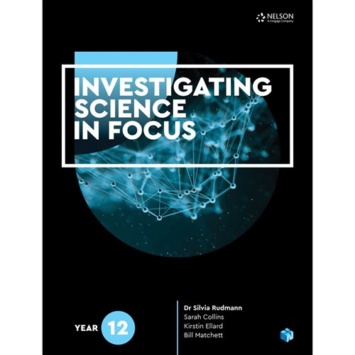 Investigating Science in Focus Year 12 Student Bk + 4 Codes