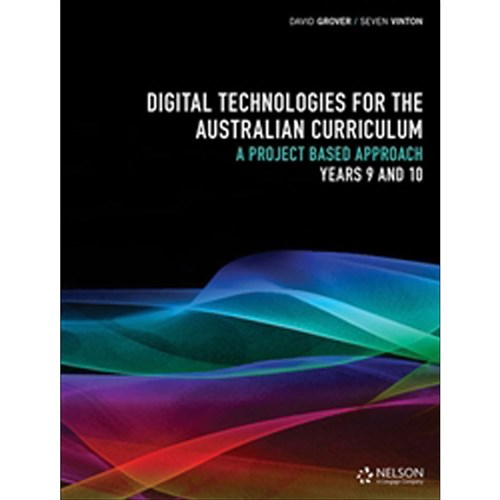 Digital Technologies for the AC 9 & 10 Workbook