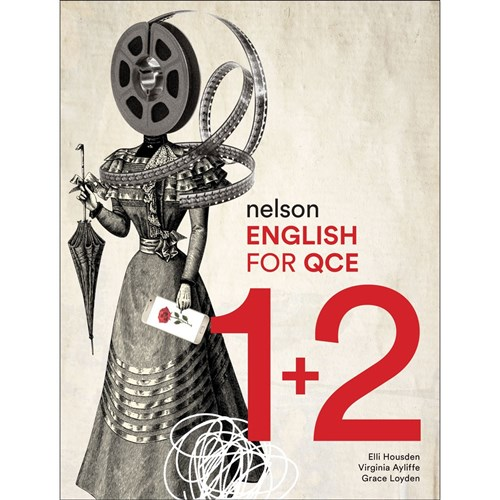 Nelson English QCE Units 1 & 2 Student Book + 4 Codes
