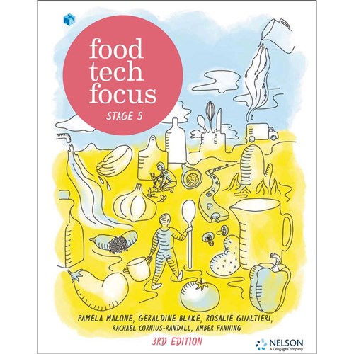 Food Tech Focus Stage 5 NYP AVAIL MID DEC