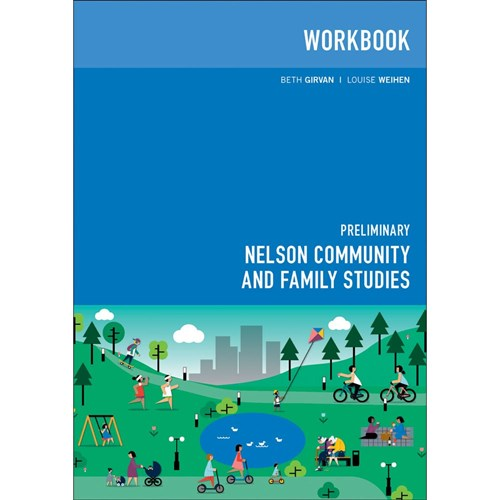 Nelson Community and Family Studies Prelim Workbook + Code