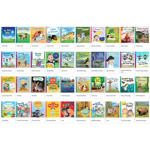 Oxford Reading for Comprehension Value Pack F-3