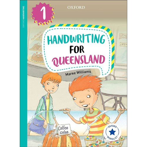 Oxford Handwriting for QLD Year 1 2e