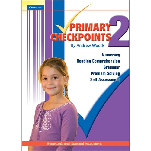 Cambridge Primary Checkpoints Book 2 National Assessment