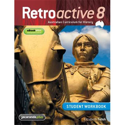 Retroactive 8 AC for History Student Workbook