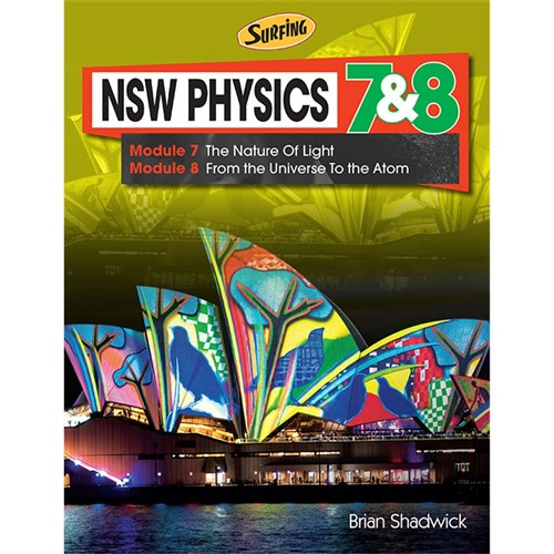 NSW Surfing Physics Modules 7 & 8