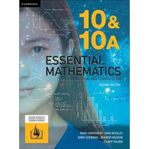 9781107568907 - Essential Mathematics AC 10 & 10A Print + Hotmaths ...